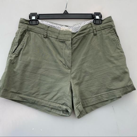 Cambridge Dry Goods Khaki Shorts - Size 8